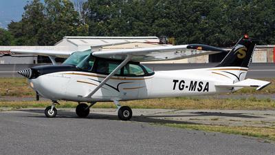 TG-MSA - Cessna 172M Skyhawk II - Private