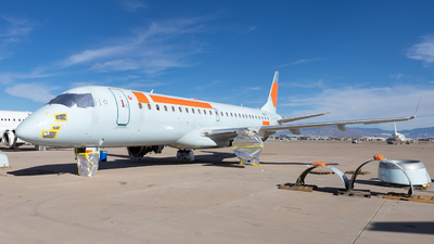 N116NA - Embraer 190-100IGW - Untitled