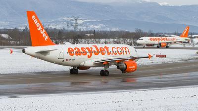 HB-JZQ - Airbus A319-111 - easyJet Switzerland
