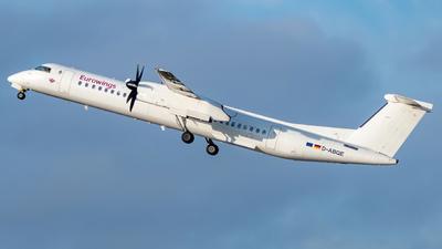 A picture of DABQE - De Havilland Canada Dash 8400 - [4239] - © marfi80