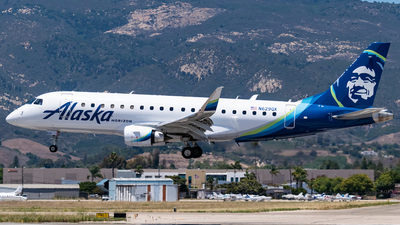 N629QX - Embraer 170-200LR - Alaska Airlines (Horizon Air)