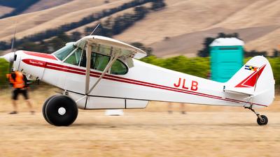 ZK-JLB - Piper PA-18-135 Super Cub - Private
