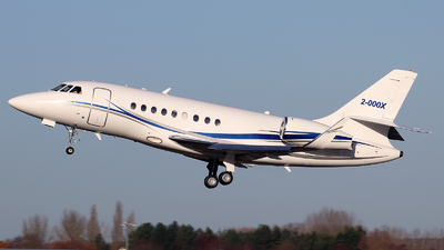 2-OOOX - Dassault Falcon 2000 - Private