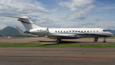 PR-BPT - Bombardier BD-700-1A10 Global Express - Private