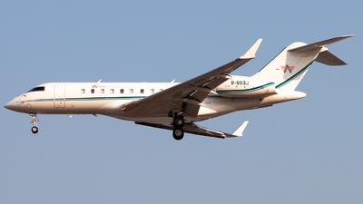B-603J - Bombardier BD-700-1A11 Global 5000 - Shenzhen United Jet