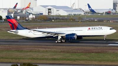 F-WWYM - Airbus A330-941 - Delta Air Lines