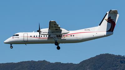 P2-PXL - Bombardier Dash 8-Q314 - Air Niugini