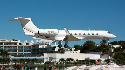 N63HS - Gulfstream G550 - Private