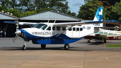 PP-OSP - Cessna 208B Grand Caravan - ASTA Linhas Aéreas