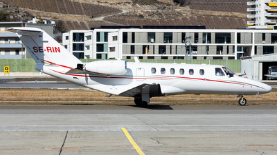 SE-RIN - Cessna 525A CitationJet CJ2 - Private