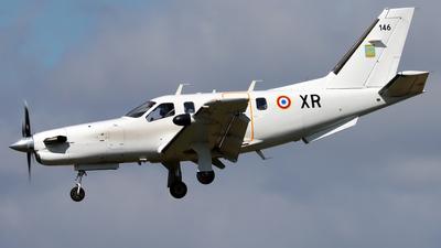146 - Socata TBM-700A - France - Air Force