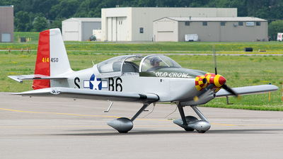 N357FD - Vans RV-7A - Private