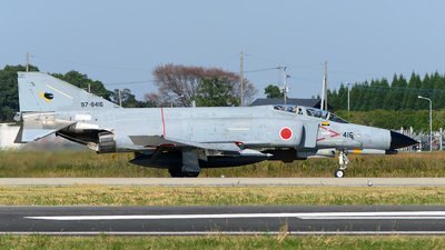 97-8416 - McDonnell Douglas F-4EJ Kai - Japan - Air Self Defence Force (JASDF)
