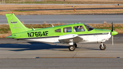 A picture of N7664F - Piper PA28181 - [287790210] - © Oliver Richter