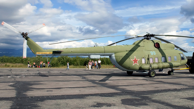 99 - Mil Mi-8PS Hip - Russia - Navy