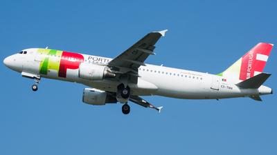 CS-TNN - Airbus A320-214 - TAP Portugal