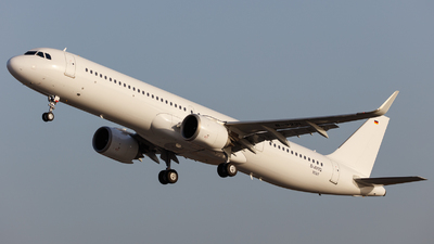 D-AVYQ - Airbus A321-251NX - Capital Airlines