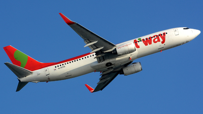 HL8056 - Boeing 737-8AS - T'Way Air