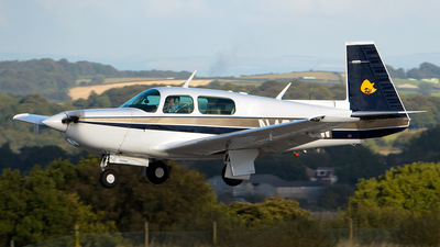 A picture of N400MW - Mooney M20K - [250669] - © Roger Oldfield