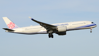 B-18903 - Airbus A350-941 - China Airlines