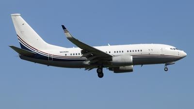 N836BA - Boeing 737-7BC(BBJ) - Private