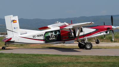 EC-MMN - Pilatus PC-6/B2-H4 Turbo Porter - Private