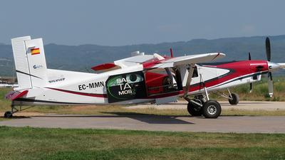 A picture of ECMMN - Pilatus PC6/B2H4 - [954] - © Xavi Pou