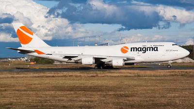 TF-AMP - Boeing 747-481(BCF) - Magma Aviation (Air Atlanta Icelandic)