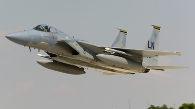 84-0001 - McDonnell Douglas F-15C Eagle - United States - US Air Force (USAF)