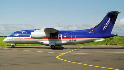 D-BALL - Dornier Do-328-300 Jet - Fairchild-Dornier