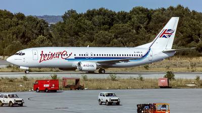G-UKLA - Boeing 737-4Y0 - Leisure International Airways