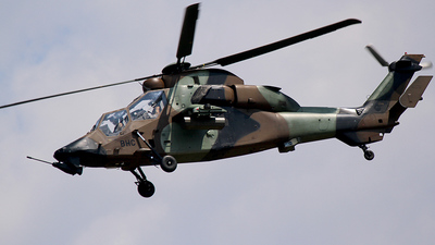 2013 - Eurocopter EC 665 Tiger HAP - France - Army