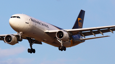 A picture of N146UP - Airbus A300F4622R - UPS Airlines - © Zihaoo W & Donny H Photography