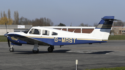 A picture of GMRST - Piper PA28RT201 - [28R7918068] - © diopere geert