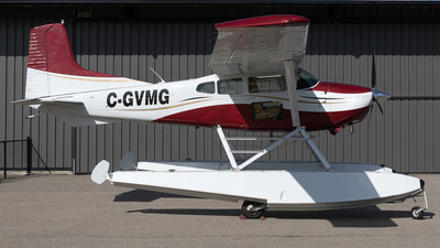 C-GVMG - Cessna A185F Skywagon II - Private