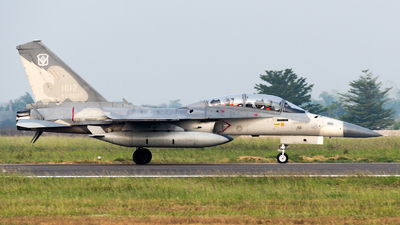 1612 - AIDC F-CK-1D Ching Kuo  - Taiwan - Air Force
