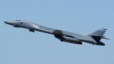 85-0073 - Rockwell B-1B Lancer - United States - US Air Force (USAF)
