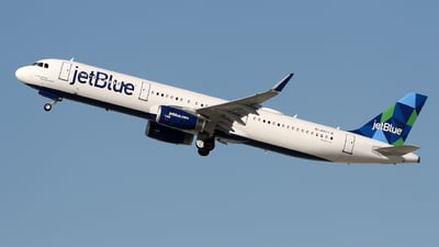 N977JE - Airbus A321-231 - jetBlue Airways