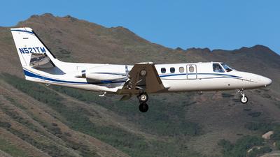 N521TM - Cessna 550 Citation II - Private