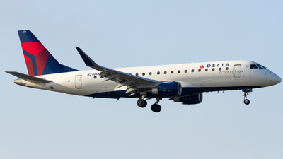 A picture of N270SY - Embraer E175LR - Delta Air Lines - © Conor Clancy