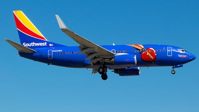 A picture of N409WN - Boeing 7377H4 - Southwest Airlines - © Wes Loeffler