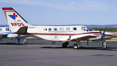 VH-CFD - Cessna 441 Conquest - Royal Flying Doctor Service of Australia (Western Operations)