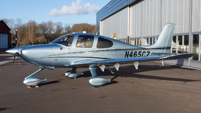 N465CZ - Cirrus SR20-G6 - Private