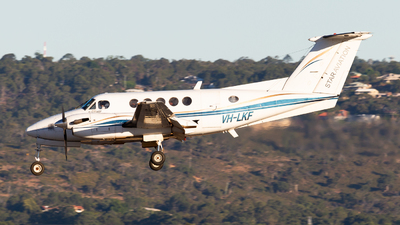 VH-LKF - Beechcraft 200 Super King Air - Star Aviation