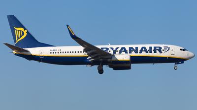 EI-EBR - Boeing 737-8AS - Ryanair