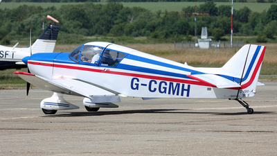 G-CGMH - Jodel D150 Mascaret - Private