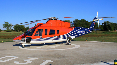 A picture of YUHOH - Sikorsky S76B Spirit - [760395] - © Alpha SiX