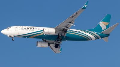 A picture of A4OBAC - Boeing 73781M - Oman Air - © Dara Z.
