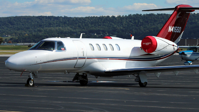 N415SD - Cessna 525 Citationjet CJ4 - Private