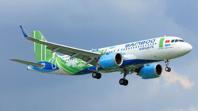 VN-A596 - Airbus A320-251N - Bamboo Airways
